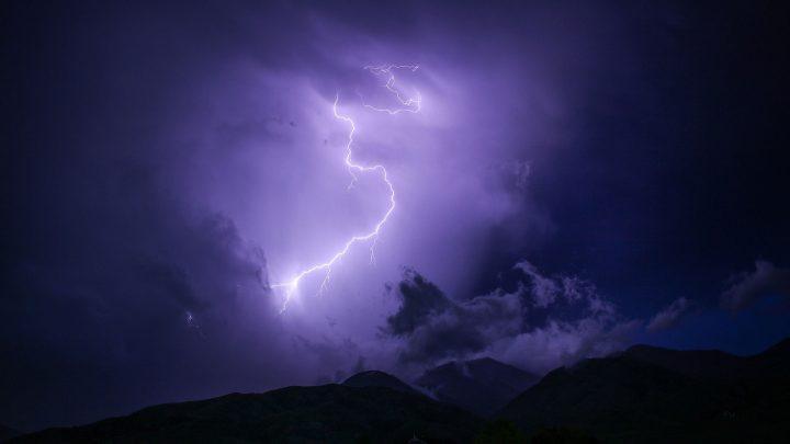 Gemlik'te Sağanak Yağış